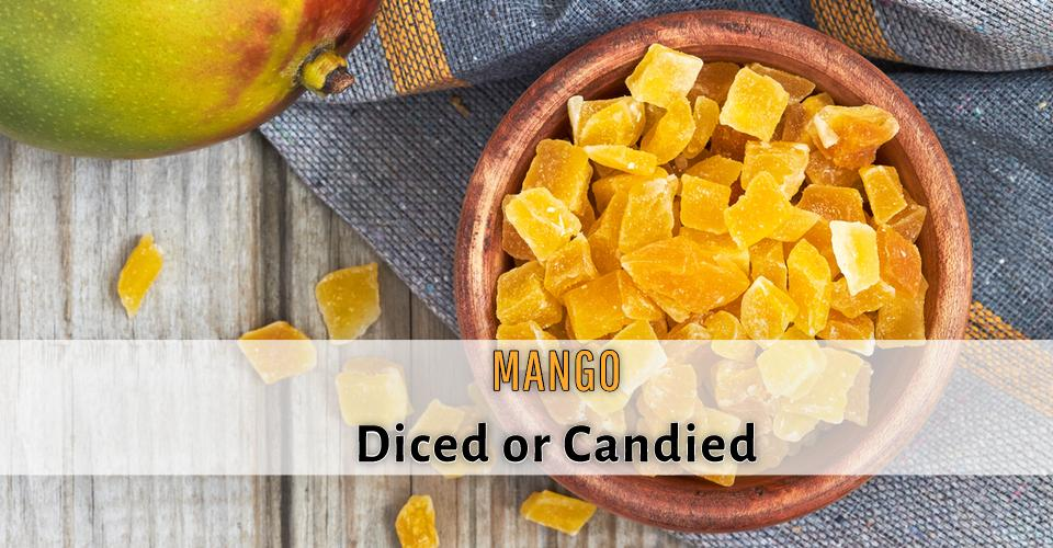 Dried Mango - Full Circle Ingredients Ltd
